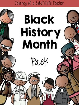 Black History Month Pack