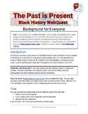 Black History Past is Present: Jim Crow Laws Quiz - Freebie