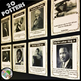 Black History Posters - Black History Month Bulletin Board