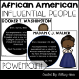 African American Influential People
