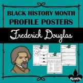 Black History Profile Poster: Frederick Douglas