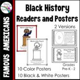 Black History Bundle - Reader & Posters (Black History Cut