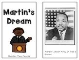 Black History Reader: Martin's Dream