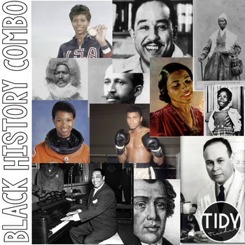 Black History Research Bundle!