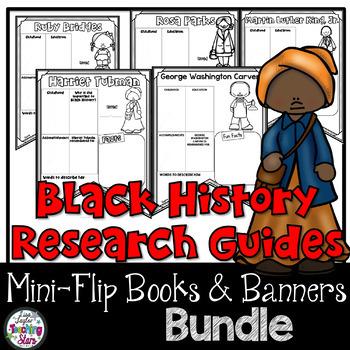 Black History Research Bundle