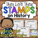 Black History Research Project Templates for Grades 3-5 (R