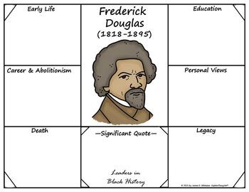 Black History Research Tri-Folds