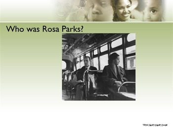 Black History Review PowerPoint