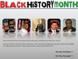 Black History - SMART Board