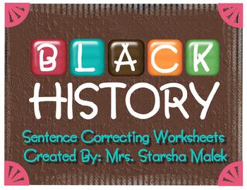 Black History (S.Malek Freebie)