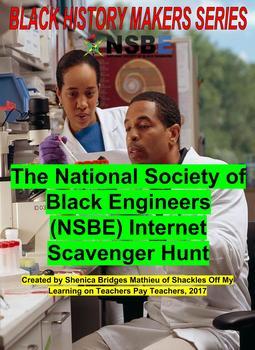 Black History Scavenger Hunt : NSBE (forever free)