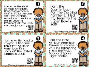 Black History Scoot FREEBIE