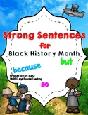Black History Sentence Building (Hochman Writing Method Inspired)