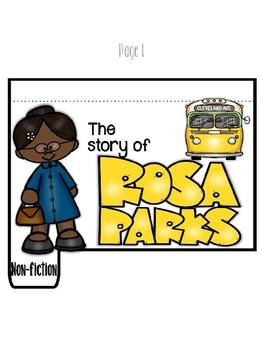 Black History Storybook Series Rosa Parks