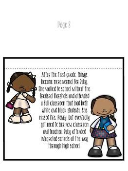 Black History Storybook Series Ruby Bridges