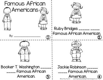 Black History Supplementary Activities