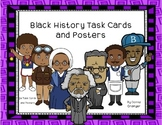 Black History Task Cards and Posters