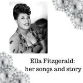 Black History:  The Ella Fitzgerald Story
