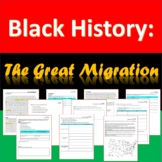 Black History: The Great Migration