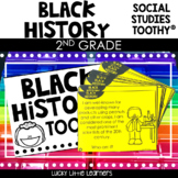 Black History Toothy   Social Studies Toothy® Task Kits