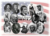 Black History Trading Card Projects