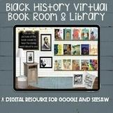 Black History Virtual Book Room/Digital Library