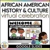 Black History Virtual Celebration