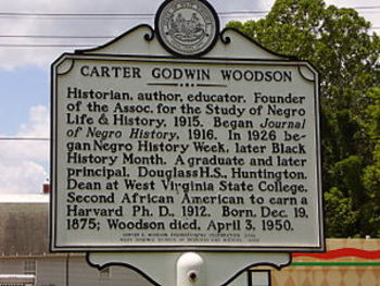 Black History Week 3 -Famous Activists