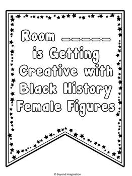 Black History Activities | Women | Printable Worksheets | Creative