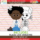 Black History Women Clipart Volume 1