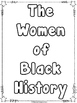 Black History Women Graphic Organisers | Printable Workshe