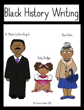 Black History Writing