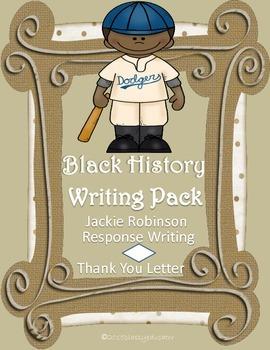 Black History Writing Pack