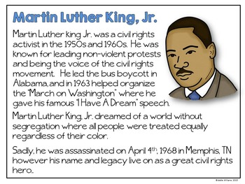 Black History Month Writing - Google / Digital Version