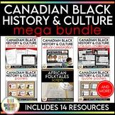 Black History in Canada {BUNDLE}