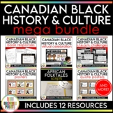 Black History in Canada {BUNDLE}