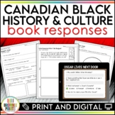 Black History in Canada - Picture Book Responses