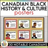 Black History in Canada - Posters