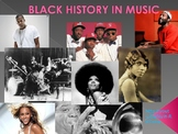 Black History in Music
