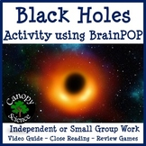 Black Holes Activity using BrainPOP