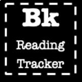 Black IRLA Reading Tracker