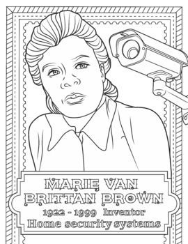 Black History Month Coloring Pages Worksheets Teaching Resources Tpt