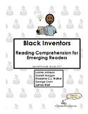 Black Inventors - Emerging Readers