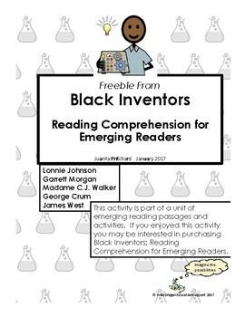 Black Inventors Freebie