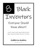 Black Inventors Unit Study