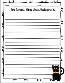 Black Kitty Cat- A Halloween Craft