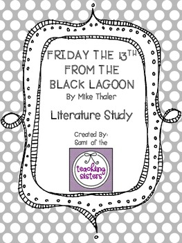 Black Lagoon #25 - Friday the 13th From the Black Lagoon Literature Study