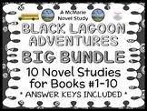 Black Lagoon Adventures BIG BUNDLE (Mike Thaler) 10 Novel Studies : Books #1-10
