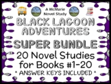 Black Lagoon Adventures SUPER BUNDLE (Thaler) 20 Novel Studies : Books #1-20
