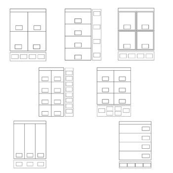 Black Line Cut and Paste Worksheet Template Clipart Images for TPT Sellers